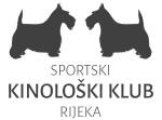Sportski kinološki klub Rijeka - logo